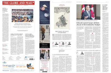 The Globe and Mail – December 17, 2019