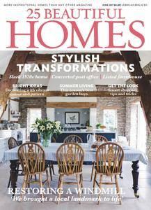 25 Beautiful Homes - June 01, 2017