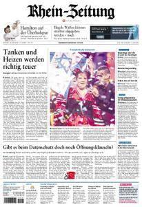 Rhein-Zeitung - 14. Mai 2018