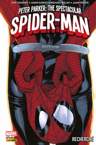 Peter Parker - The Spectacular Spider-Man - Tome 1 - Recherché
