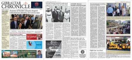 Gibraltar Chronicle – 04 June 2019