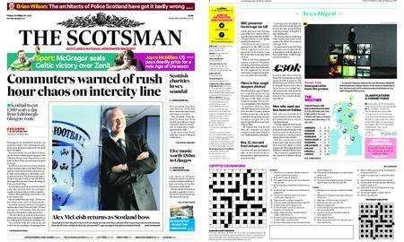 The Scotsman – February 16, 2018