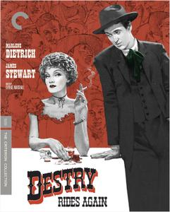 Destry Rides Again (1939) [Criterion Collection]