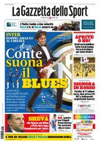 La Gazzetta dello Sport – 12 settembre 2020