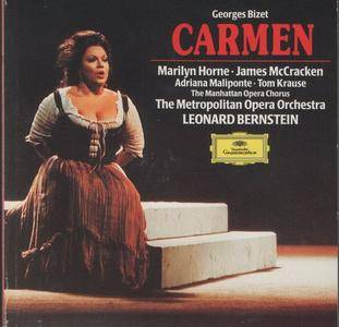 Leonard Bernstein, Metropolitan Opera Orchestra - Bizet: Carmen (1991)