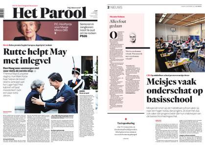 Het Parool – 11 december 2018