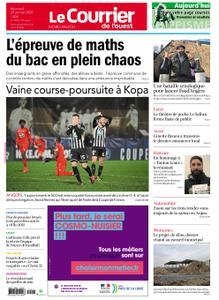 Le Courrier de l'Ouest Nord Anjou – 29 janvier 2020