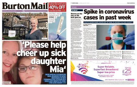 Burton Mail – August 11, 2020