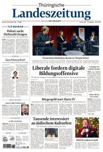 Thüringische Landeszeitung – 19. November 2018