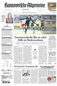 Hannoversche Allgemeine Zeitung – 29 Januar 2020