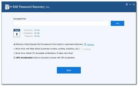 SmartKey RAR Password Recovery Pro 9.3.1.0 Multilingual