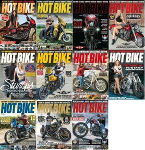 Hot Bike - 2016 Full Year Issues Collection