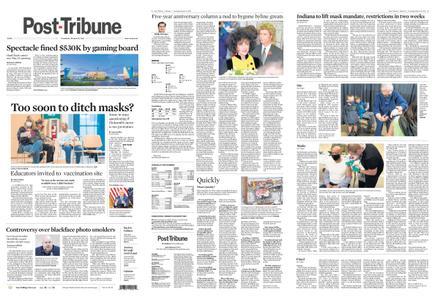 Post-Tribune – March 25, 2021
