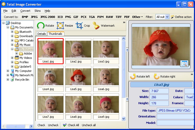 CoolUtils Total Image Converter 1.5.0.98