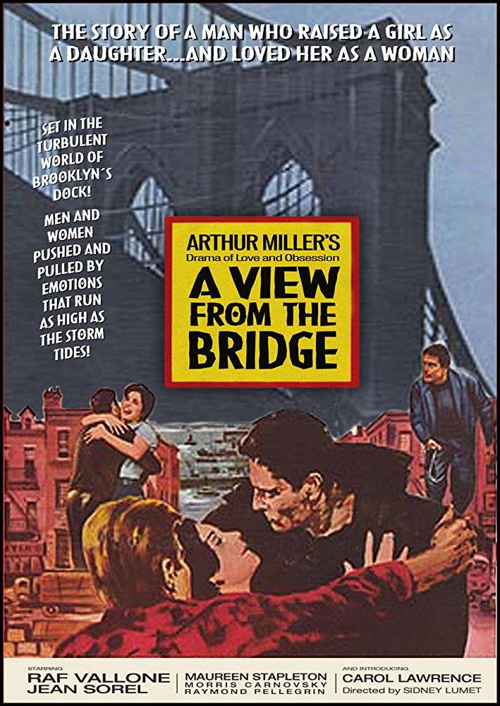 A View from the Bridge (1962) Vu du pont