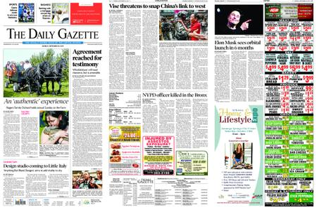 The Daily Gazette – September 30, 2019