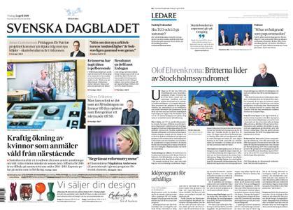 Svenska Dagbladet – 02 april 2019
