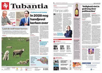 Tubantia - Enschede – 14 september 2018