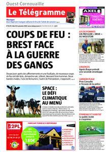 Le Télégramme Ouest Cornouaille – 10 septembre 2019