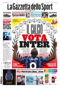 La Gazzetta dello Sport Roma – 20 novembre 2020