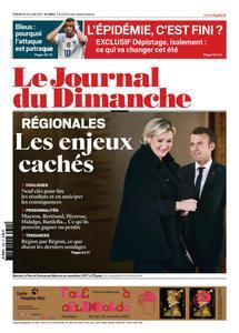 Le Journal du Dimanche - 20 juin 2021