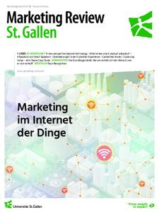 Marketing Review St. Gallen - November 2019