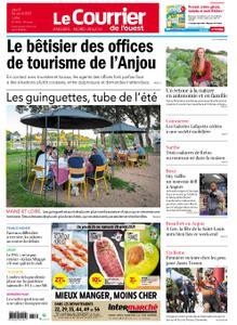 Le Courrier de l'Ouest Angers – 26 août 2021