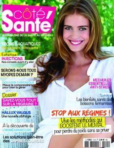 Côté Santé - mai/juin 2018