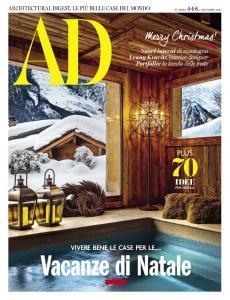AD Architectural Digest Italia N.448 - Dicembre 2018