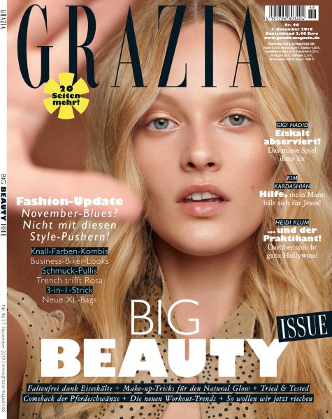 Grazia Germany - 7 November 2019