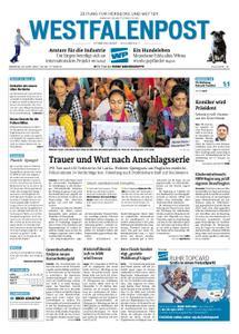 Westfalenpost Wetter - 23. April 2019