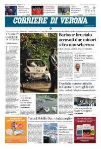 Corriere di Verona - 12 Gennaio 2018