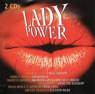 VA - Lady Power (1999) 2CDs [Re-Up]