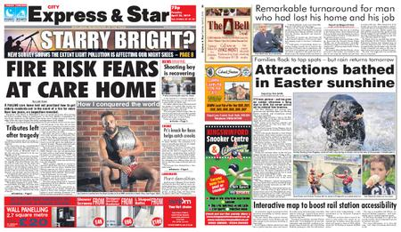 Express and Star City Edition – April 23, 2019