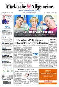 Neue Oranienburger Zeitung - 08. Juni 2018