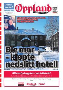 Oppland Arbeiderblad – 13. mars 2019