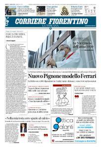 Corriere Fiorentino La Toscana – 11 aprile 2020