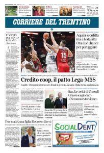 Corriere del Trentino - 8 Giugno 2018
