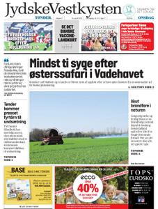 JydskeVestkysten Tønder – 24. april 2019