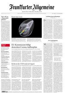 Frankfurter Allgemeine Zeitung - 23 Juni 2021