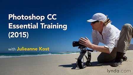 Lynda - Photoshop CC Essential Training (2015) (updated Jun 21, 2016)