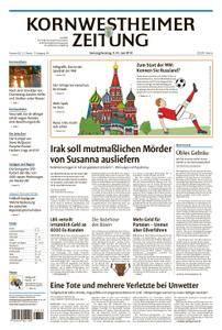 Kornwestheimer Zeitung - 09. Juni 2018