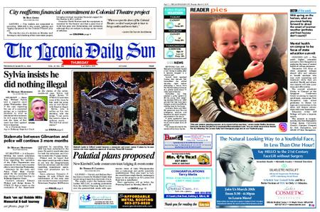 The Laconia Daily Sun – March 14, 2019