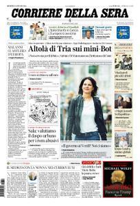 Corriere della Sera – 09 giugno 2019