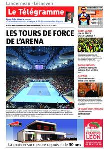 Le Télégramme Landerneau - Lesneven – 12 novembre 2019
