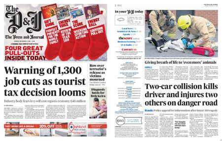 The Press and Journal Moray – December 02, 2019