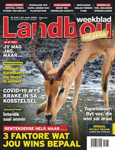 Landbouweekblad - 25 Junie 2020