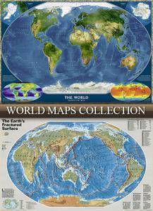 Detailed World Maps Collection