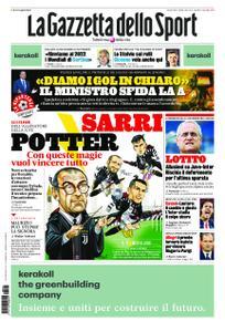 La Gazzetta dello Sport – 25 maggio 2020