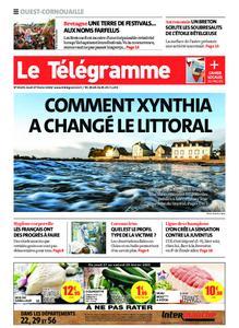 Le Télégramme Ouest Cornouaille – 27 février 2020